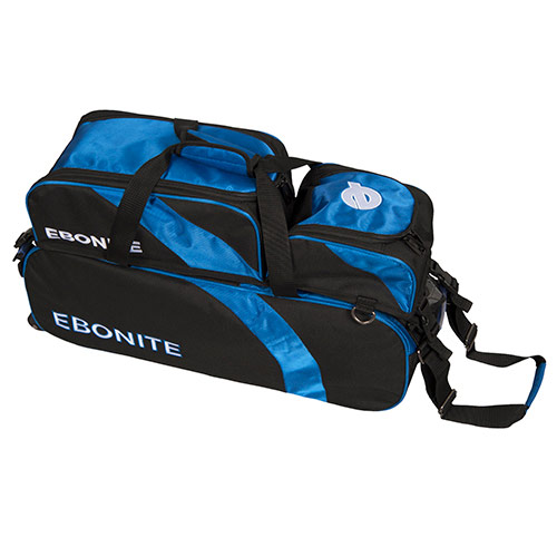 Equinox Slim Triple Tote With Shoe Pouch