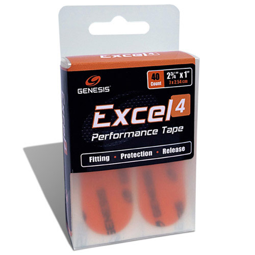 Excel 4 Performance Tape Orange