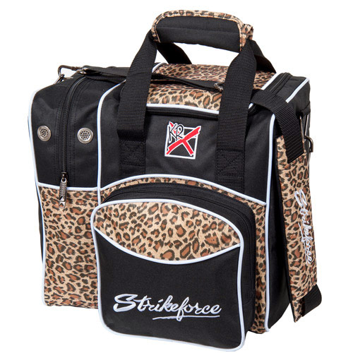 Flexx Single Tote Leopard