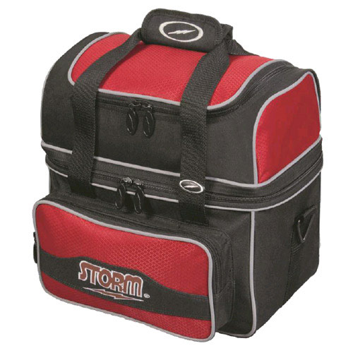 Flip Tote 1-Ball Bag Black/Red