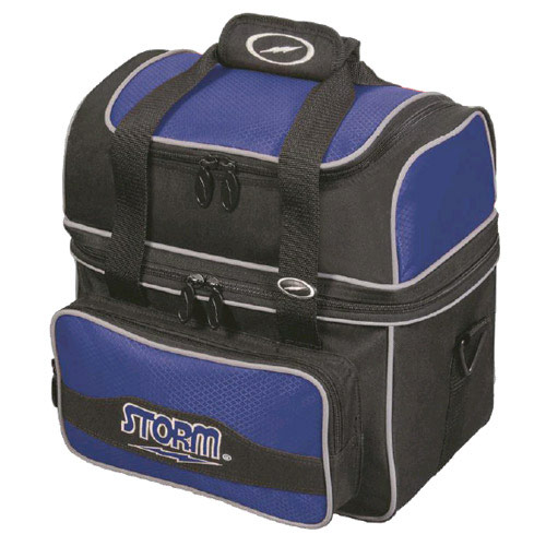 Flip Tote 1 Ball Bag Black/Royal Blue