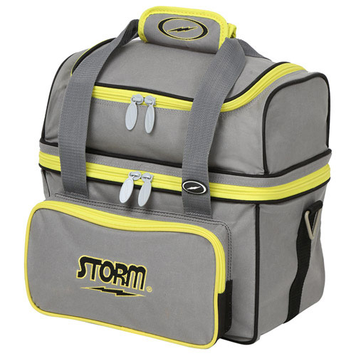 Flip Tote 1-Ball Bag Yellow/Gray