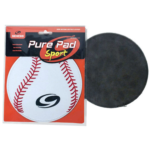 Pure Pad Sport Leather Ball Wipe Baseball