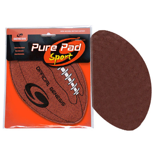 Pure Pad Sport Leather Ball Wipe Football