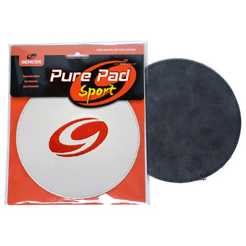Pure Pad Sport Leather Ball Wipe Golf Ball