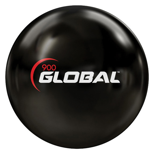 Clear Poly Black Spare ball