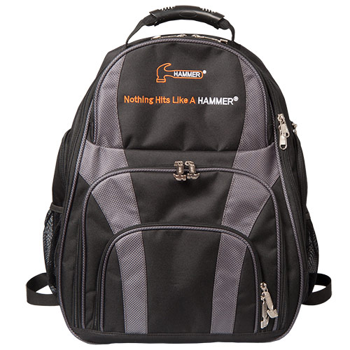 Deuce 2 Ball Backpack Black/Carbon