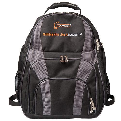 Deuce 2 Ball Backpack Black/Carbon
