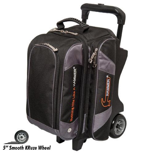 Premium 2 Ball Roller Black/Carbon