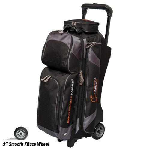 Premium 3 Ball Roller Black/Carbon