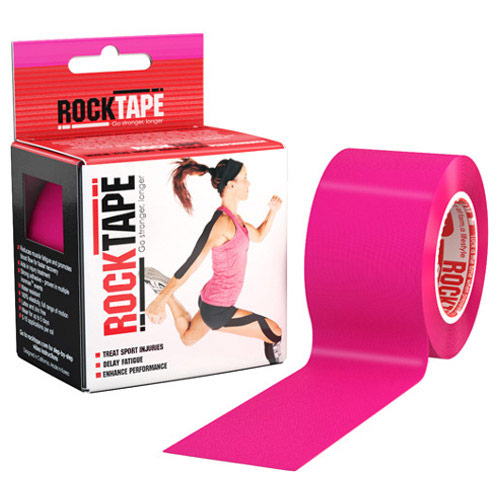 Hot Pink Solid 2 Inch Roll