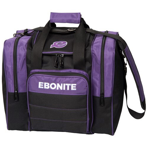 Impact Plus Single Tote Black/Purple