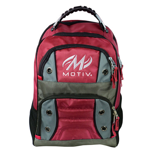 Intrepid Backpack Red