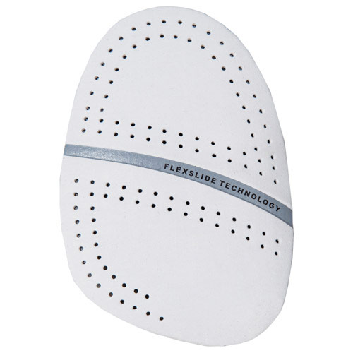 KR/Hammer #6 Sole Perforated White Microfiber