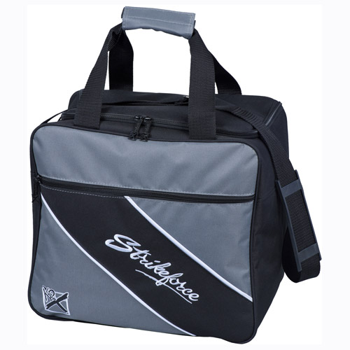Fast single tote - charcoal