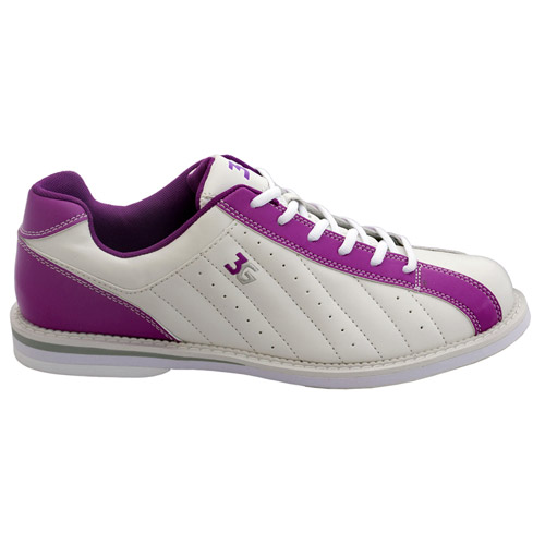 Kicks White/Purple Ladies