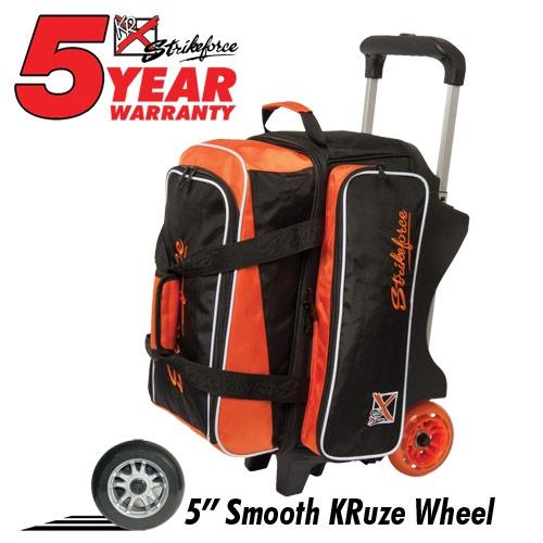 Krush Double Roller - Orange