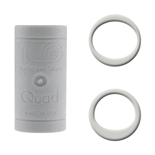 MS. Quad Insert White
