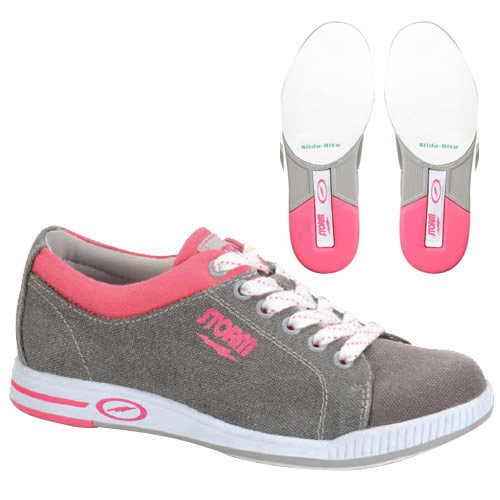 Meadow Grey/Pink