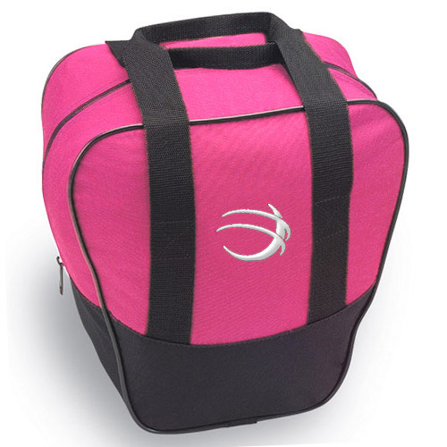 Nova Single Tote Pink/Black
