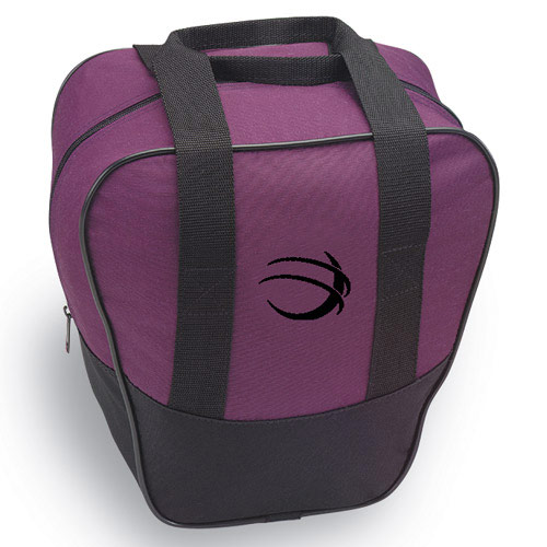 Nova Single Tote Purple/Black