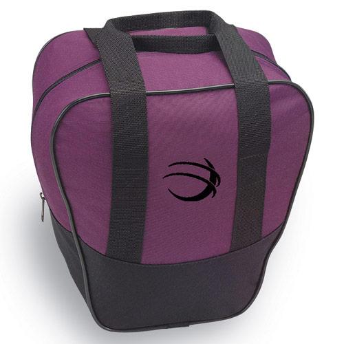 Nova Single Tote Purple/Black