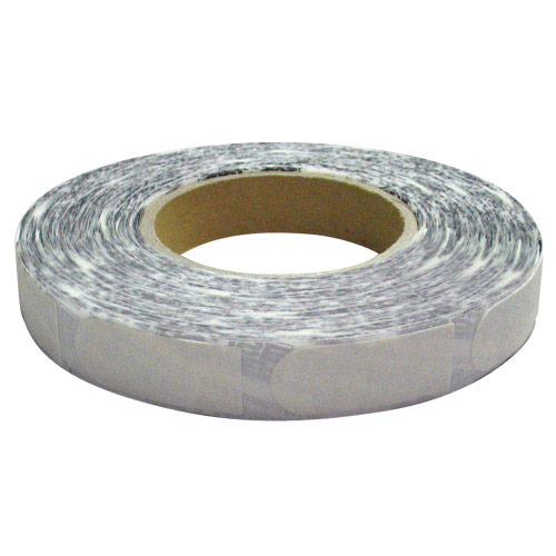 "Premium Tape 3/4"" White Roll of 500"