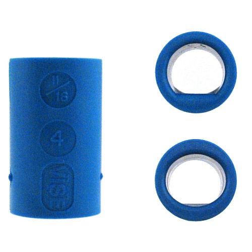 Power Lift and Oval Grip Blue
