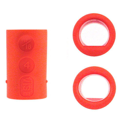 Power Lift and Oval Grip Orange