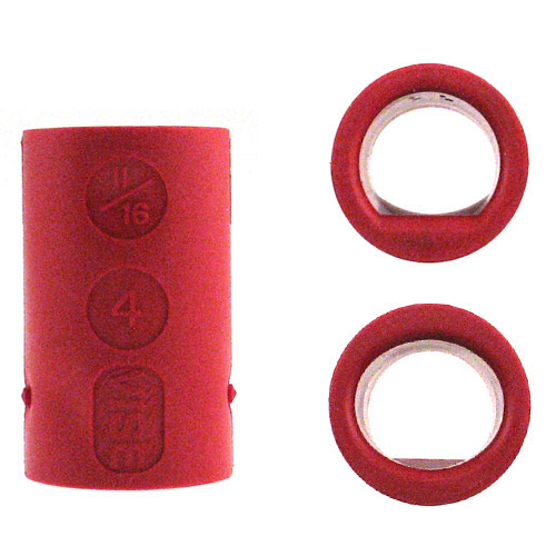 Power Lift and Oval Grip Red