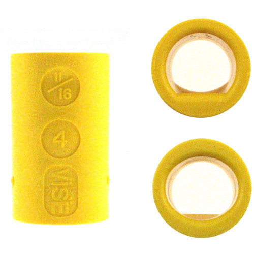 Power Lift and Oval Grip Yellow