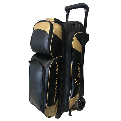 Premium 3 Ball Roller Black/Gold