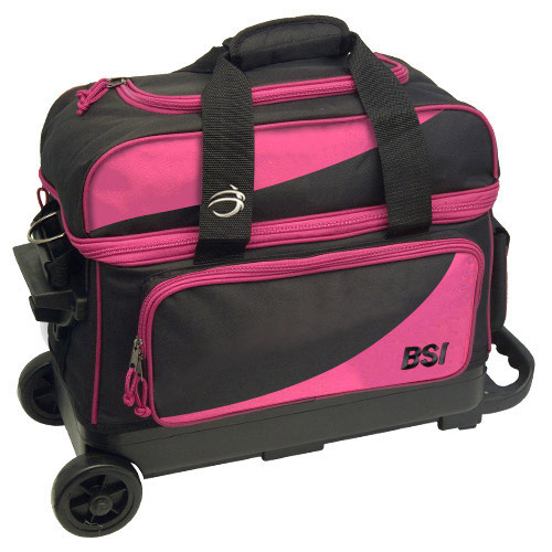 Prestige Double Roller Black/Pink