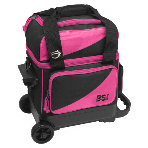 Prestige Single Ball Roller Black/Pink