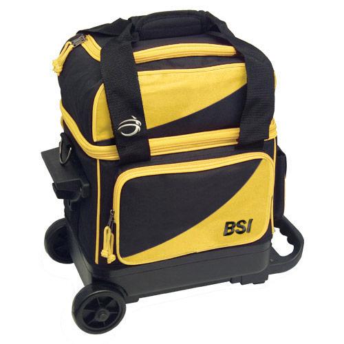 Prestige Single Ball Roller Black/Yellow