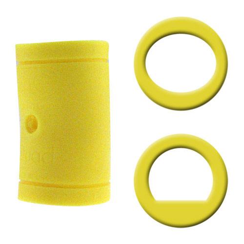 Quad Classic Inserts Yellow