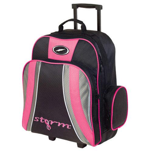 Rascal 1 Ball Roller Black/Pink