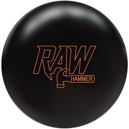 Raw Hammer Black Solid