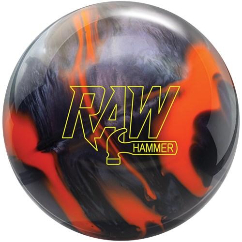 Raw Hammer Orange/Black Hybrid