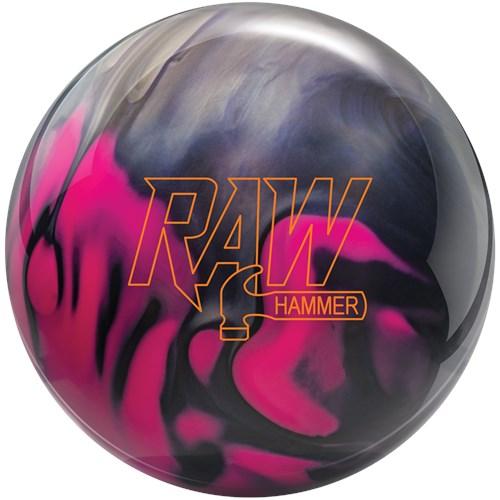 Raw Hammer Purple/Pink/Silver Pearl