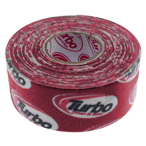 Red Logo Fit Tape Roll