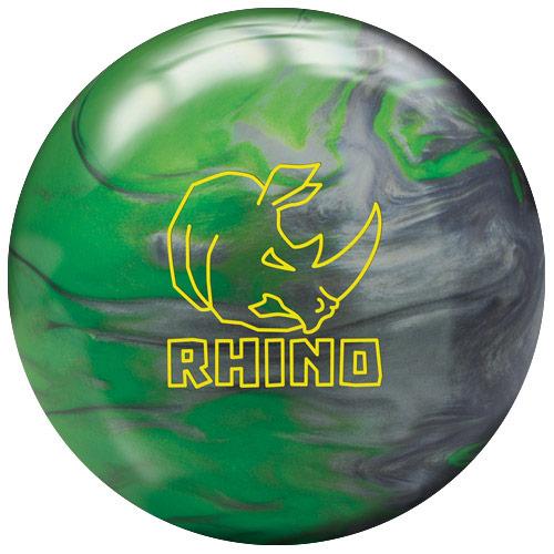 Rhino Green/Silver Pearl