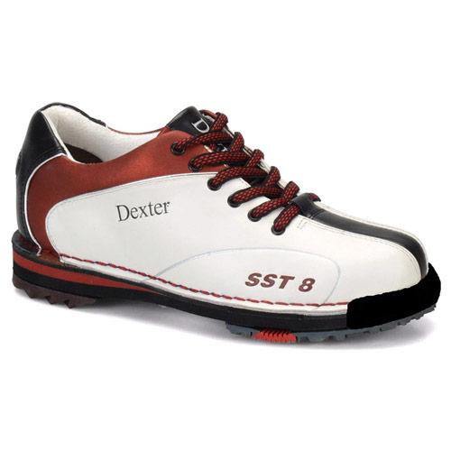 SST8 LE White/Red/Black