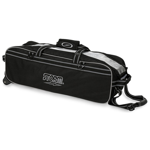 Tournament 3 Ball Tote Black