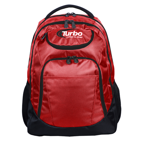 Shuttle Backpack Red/Black