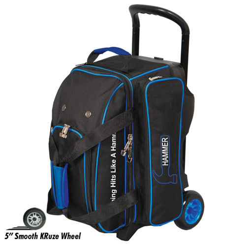 Signature Double Roller Black/Royal