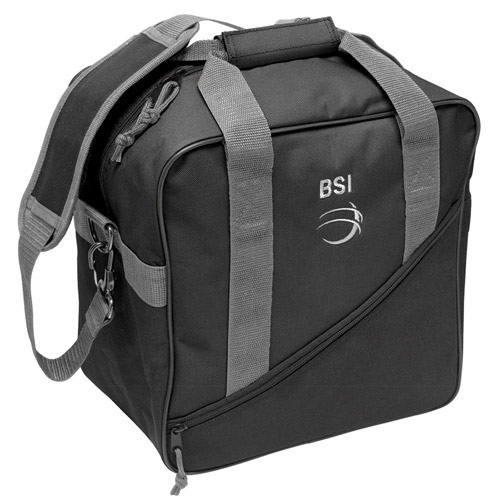 Solar III Single Tote Black/Grey