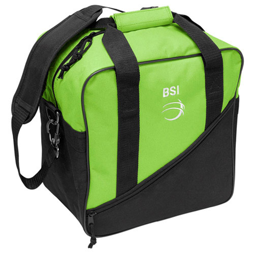 Solar III Single Tote Black/Lime