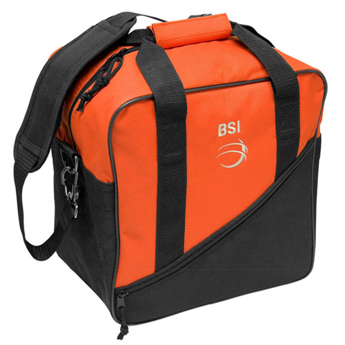 Solar III Single Tote Black/Orange