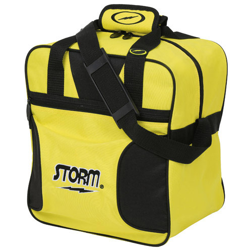 Solo 1-Ball Tote Yellow/Black